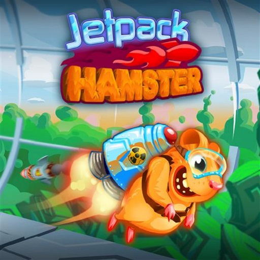Jetpack Hamster