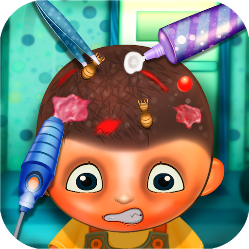 Kids Hair Doctor - Kids Game