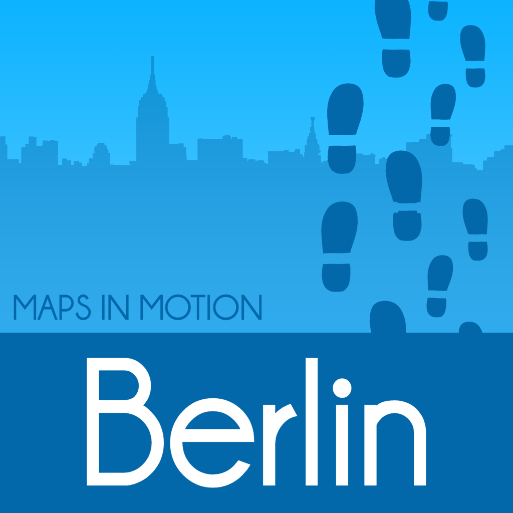 Berlin On Foot : Offline Map
