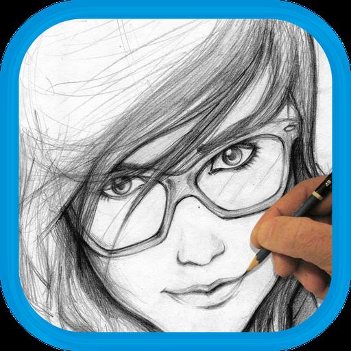 Insta Photo Sketch